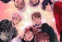 BTS fanarts