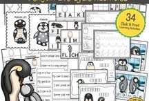 Life Cycles | Penguin / Penguin Life Cycle Themed Activities for Preschoolers.
