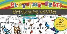 PreK Themes | Birds / Preschool Ideas & Activities for Teaching about Birds!