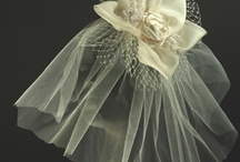 bridal accessories (HATS/HEADPIECES) / by Simone Edwards