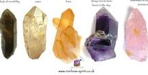 Crystals & minerals. / Crystal informations.