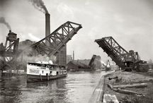 Chicago Photo History / Chicago History in Pictures / by Sandy Wilczak