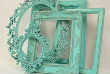 MINT & TURQUOISE / Mint and Turquoise things