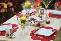 Coffee Time / Stylizacja stołu idealna na popołudnie przy kawie.