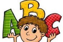 Abeceda, první čtení /Alphabet, easy reading / iPad aplikace pro vzdělávání iPad apps for education