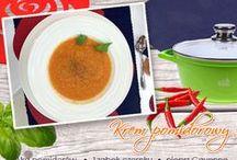 Lekka Kuchnia / Tym razem oprócz stylizacji prezentujemy również lekkie, zdrowe i smaczne potrawy, które zachwycą oko i podniebienie.