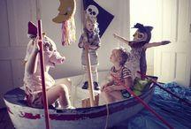 Inomhus miljö på förskolan