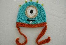 Crochet hats / by Cheryl Gieseke