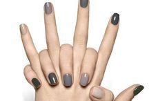 Mani / Minimalist nail design