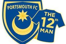 Pompey Dream Team / A match-day squad of my favourite Pompey players from 1970 to the present day.  These are not necessarily the best in their position, they are just players that inspired me with their skill, their attitude, their love of the game and a good few memorable moments.