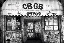 Bowery Board / Roots of NYC new wave and punk and CBGB & OMFUG