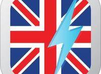 Anglický jazyk / English as a second language / iPad aplikace pro vzdělávání iPad apps for education