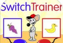 Switch-accessible (SEN) / iPad aplikace pro vzdělávání iPad apps for education