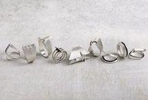 The Shop: Vika Mayzel Jewelry / Shop affordably luxurious silver jewellery label Vika Mayzel, the emerging brand from Prague, Czech Republic