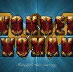 DC Comics Superheroes Wallpapers / A wallpapers collection of DC Comics superhero costumes.