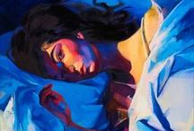 Melodrama Queen / About Ella Marija Lani Yelich-O'Connor