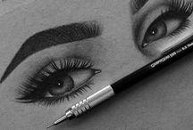 Beautiful Drawings / Beautiful drawings that talented artists drew
