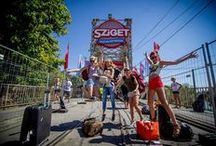 "Sziget Festival | Budapest / Sziget is more than just a festival: a place to meet, a place to make friends and fall in love; where parties await the inquirer. Winner of the ""Best European Major Festival"" Award. This Board is brought to you by Budapest Pocket Guide. #sziget"