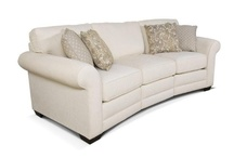 England Furniture Sofas / England Furniture is proud to provide couches so comfortable you may think you're sitting on a cloud.
