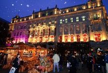 "Budapest Christmas Market / ""Europe's Best Christmas fair"" (Sunday Times, 2008) Budapest, Vorosmarty ter 28. November - 31. December 2014. #budapestchristmasfair  #budapestchristmasmarket"