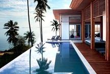 - Luxury pools -