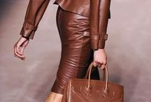 Leather girls