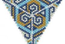 Triángulos delicas Triangles