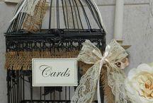 Beautiful Birdcages / Beautiful Birdcages make a romantic statement