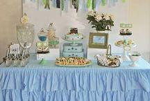 Party ideas Baby showers