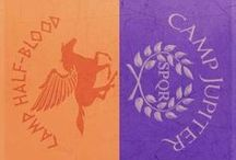 PERCY JACKSON! / And Heroes of Olympus / by Emily Webb