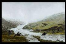 Rohan/Rohirrim/Eotheod/Northmen