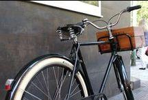 Bicicleta y Componentes de Madera