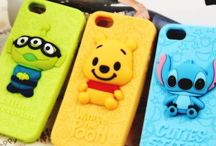 Cases / by Flora @.@