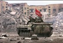 Chechen war (I, II)