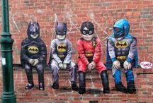 inspire us | street art / inspiration around every corner