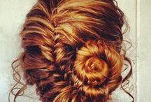 hair / hiustyylit, letit, mageet kampaukset