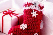 Häkeln zu Weihnachten