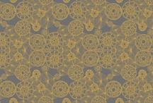 Stofdessins / Fabric design with Dutch Folklore Zeeuwse Knoop Stofdessins met Nederlandse Folklore Zeeuwse Knoop
