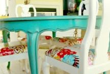 DIY Furniture / by Tiffany @ Simply Making Home