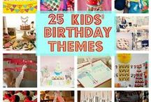 Party ideas and other cool party stuff / by Katie Carpenter