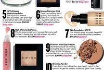 Make up and perfume