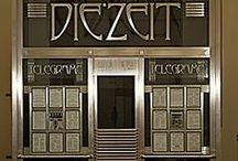 Art Déco/Bauhaus  / Art Déco ca. 1920-1939 (France) Bauhaus 1919-1933 (Germany)