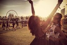 MM ❤ FESTIVAL MADNESS / Let's go crazy, crazy, crazy till we see the sun.