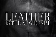MM ❤ LEATHER / We love leather craftmanship.