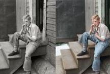 Old photos colored
