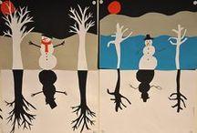 Crafts - Winter