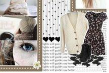 polyvore ~ fashion ♥