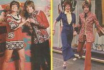 Fashion, 60´s - 70`s
