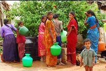 Water around the World / How children use water around the world: where it's found, how it's used, how it influences the lives of families in different countries.  / by One Globe Kids