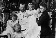 Романовы / Фото семьи Романовых